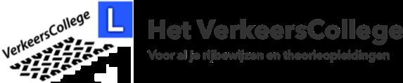Het Verkeerscollege logo
